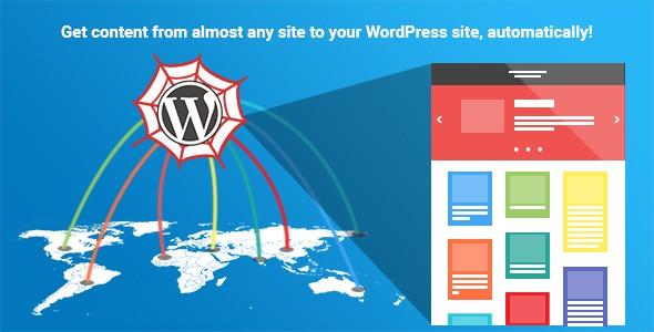 WP Content Crawler - Plugin lấy nội dung từ các website khác