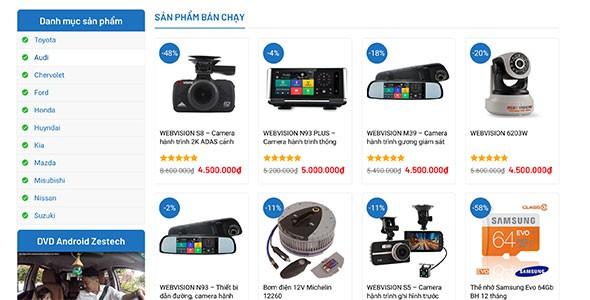 Mẫu web camera 2