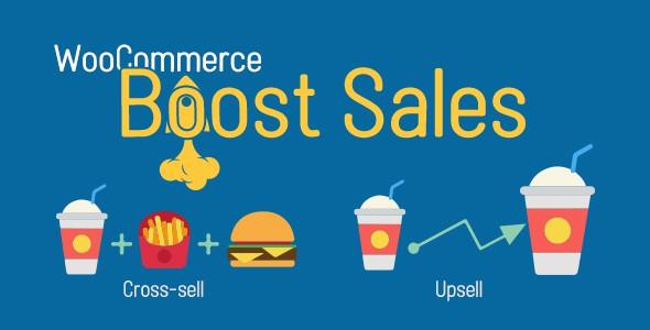 WooCommerce Boost Sales - Upsells & Cross Sells Popups & Discount