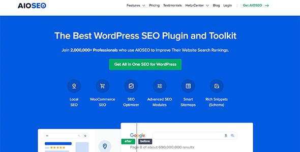 All In One SEO Pack PRO WordPress Plugin
